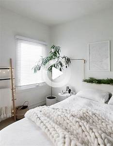 20, Fabulous, White, Bedroom, Design, In, The, Small, Apartment