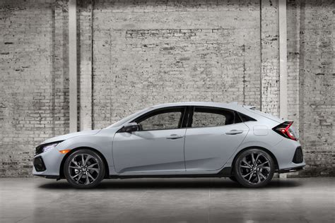 Honda Civic Hatch Officially Revealed. Arriving Early 2017