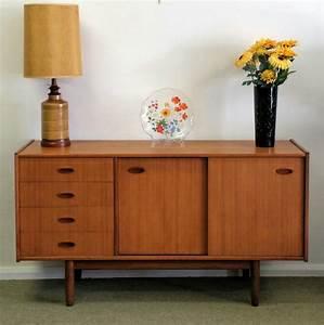 Sideboard Retro Look : retro sideboard buffet teak retrostyle furniture ~ Markanthonyermac.com Haus und Dekorationen