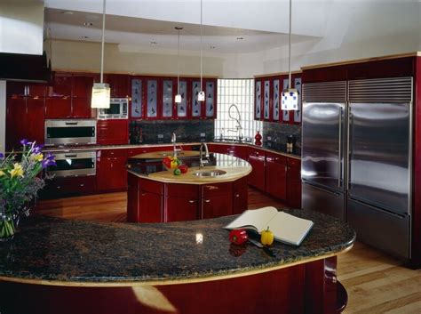 kitchen with island and peninsula kitchen island or peninsula make the right choice