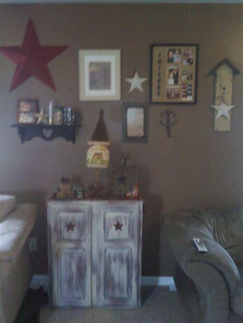 primitive living room paint colors