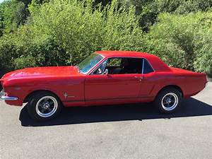 Ford Mustang Coupe (1965) - Vintage car sale - kool and the cars