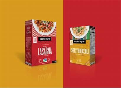 Packaging Behance Refresh Brand