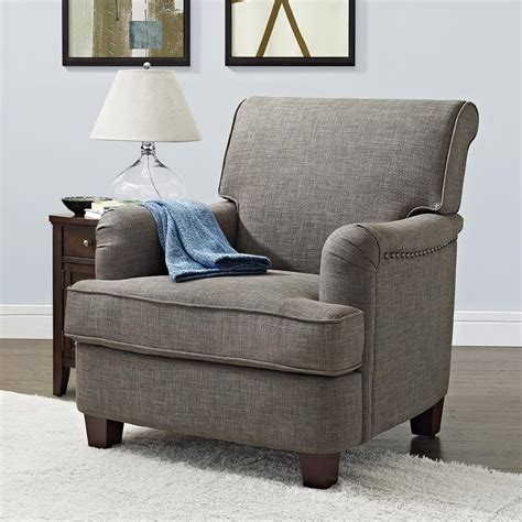 club chairs for dorel living better homes and gardens grayson rolled top 5499