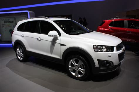 Chevrolet Captiva Picture by Chevrolet Captiva Geneva 2013 Photo Gallery Autoblog