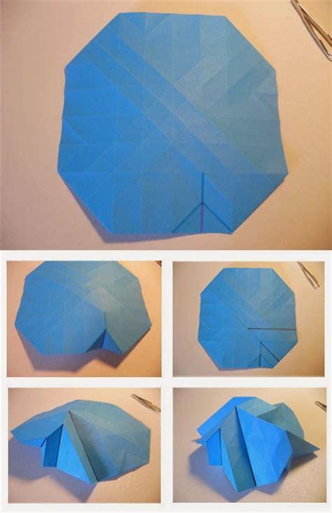 How To Make Paper Rose Flower - Bunga Mawar Dari Kertas Origami ... | 732x474