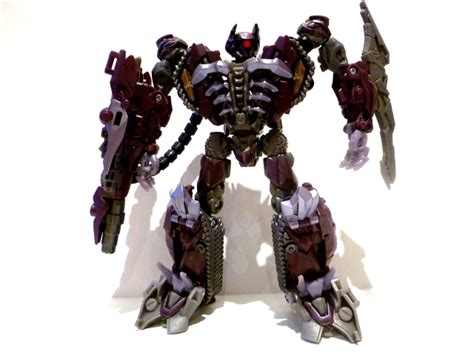 Transformers Dotm G1 Repaint Shockwave
