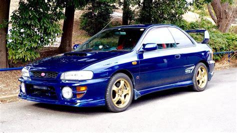Subaru Type R by 2000 Subaru Impreza Wrx Sti Type R Version 6 Gc8 Uk