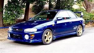 2000 Subaru Impreza Wrx Sti Type R Version 6 Gc8  Uk