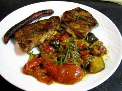 cuisine nicoise recettes ratatouille niçoise supertoinette la cuisine facile