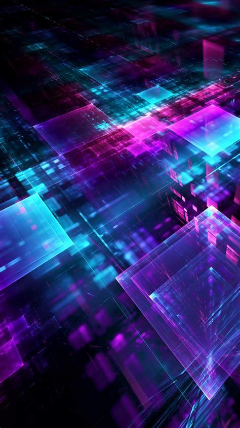 Digital Wallpaper Images by Wallpaper Digital Geometric Cube Lines 3d 5k