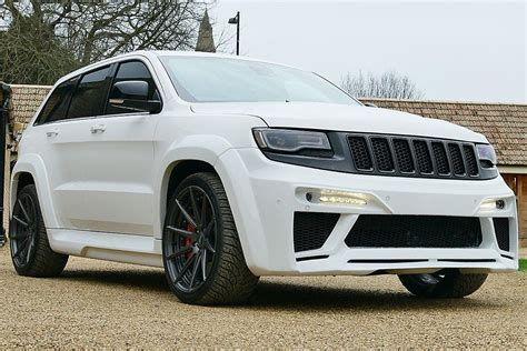 Used Jeep Srt8 by Used 2015 Jeep Grand Hemi Srt8 For Sale In