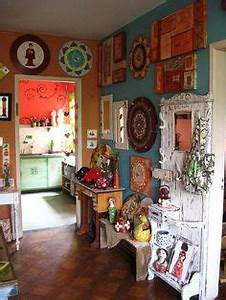 1000 ideas about orange walls on pinterest orange wall With best brand of paint for kitchen cabinets with papier mache wall art