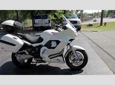 2012 Moto Guzzi Norge 1200 GT at Euro Cycles of Tampa Bay