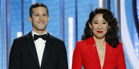 sandra oh lady gaga speech sandra oh gives passionate speech about representation at