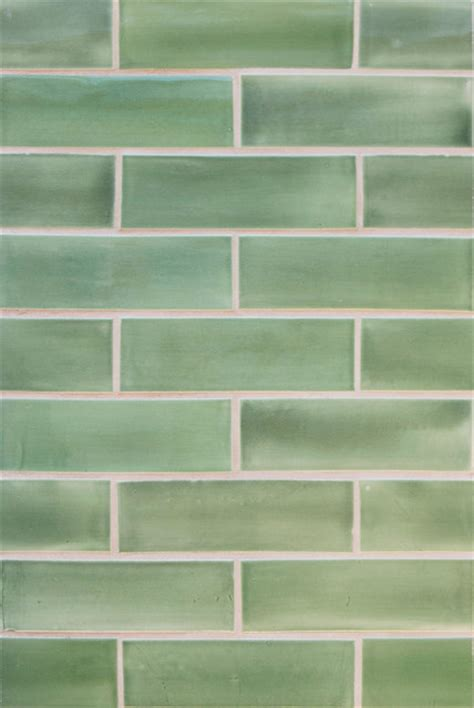 green subway tile 2 quot x6 quot subway tile in green tea style tile