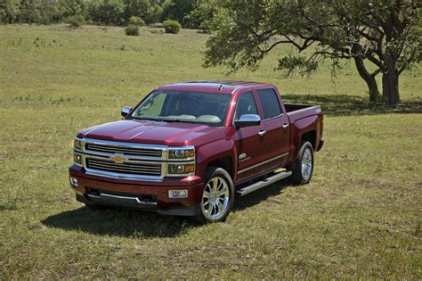 chevy silverado high country loads    starting price autoblog