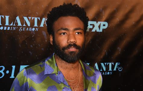 Donald Glover Explains How Being A Rapper Is Super