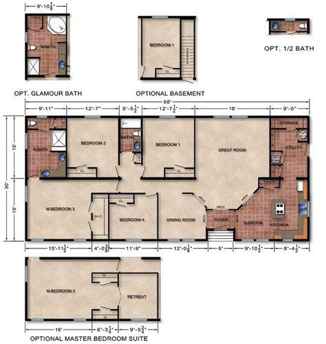modular homes floor plans  prices nebraska home