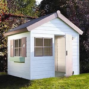 Grande Cabane Enfant : ma cabane en bois pour enfant sur pilotis avec toboggan rouge photos des jumeaux et ma fille ~ Melissatoandfro.com Idées de Décoration
