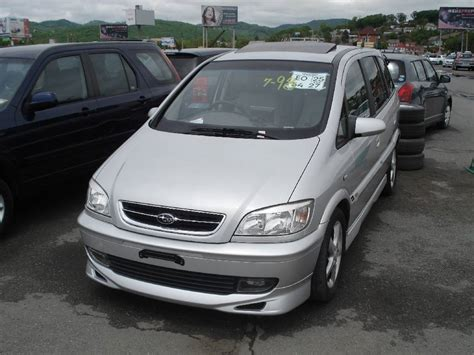 2003 Subaru Traviq Pictures 22l Gasoline For Sale