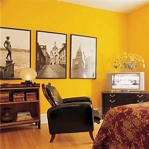 Wandfarben Ideen Wohnzimmer : 100 interieur ideen mit grellen wandfarben ~ Lizthompson.info Haus und Dekorationen