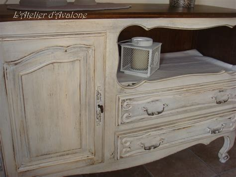 meuble de charme enti 232 rement relook 233 style shabby chic