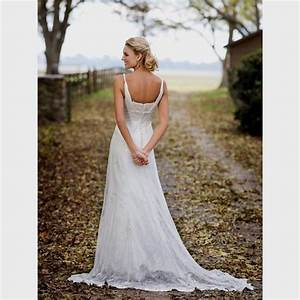 Rustic outdoor wedding dress naf dresses for Outdoor country wedding dresses