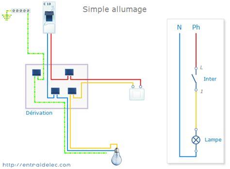 schema de commande eclairage circuits d 233 clairage normes et recommandations sch 233 ma