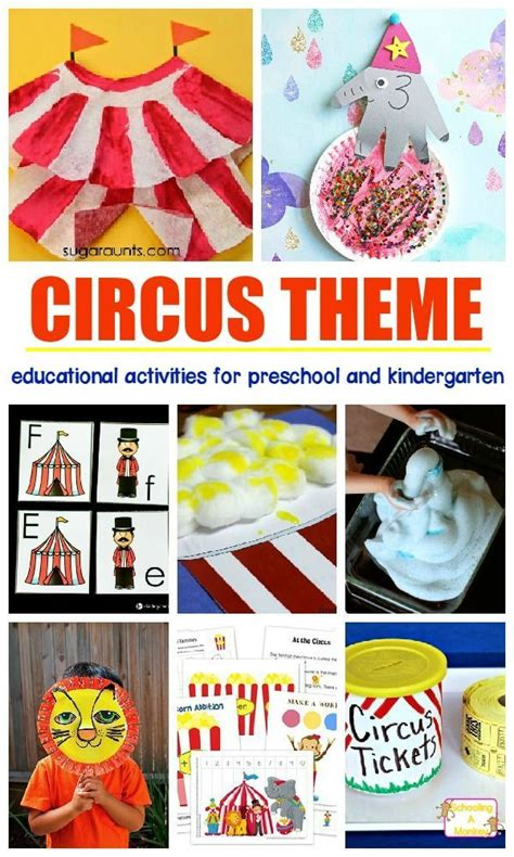 best 25 preschool circus ideas on preschool 329 | b662ed589d8c701c5563da935f18e7c1