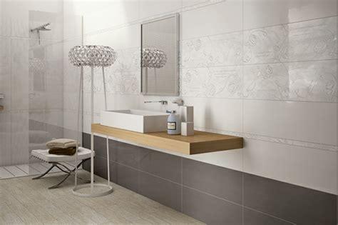 salle de bain gris clair carrelage mural salle de bains 87 id 233 es 233 l 233 gantes