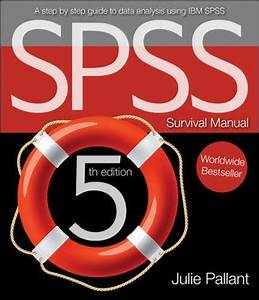 Cheapest Copy Of Spss Survival Manual  A Step By Step