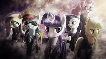 Badass Suited Suave Edit Mode Mlp Wallpapers