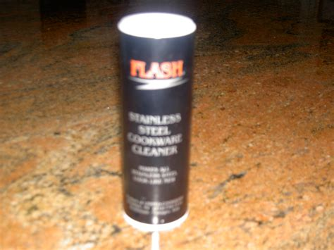 flash stainless steel cookware cleaner regal china