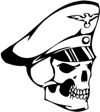 Autocollants Tête De Mort Squelette Stickers - Tete De ...