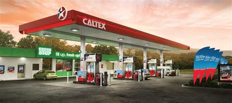 Caltex Fuel Types