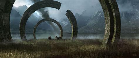 industries reveal halo infinite artwork