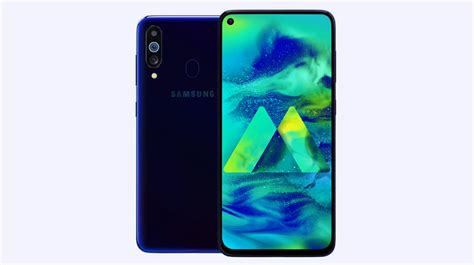 galaxy m40 design revealed by samsung price specs igyaan network