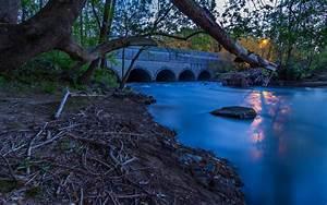 Calm, Blue, River, Nature, Hd, Wallpaper, 2560x1600, 33842