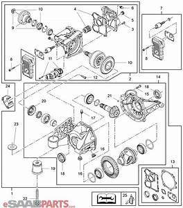20986573  Saab Xwd Filter  U0026 Gasket Kit