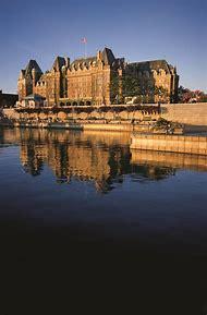 Empress Hotel Victoria British Columbia Canada
