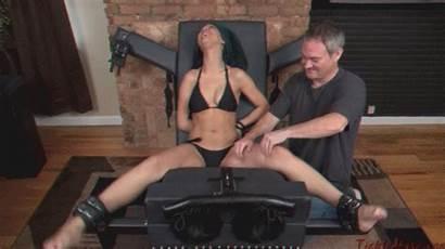 Samantha Tickleabuse Behind Hands Tickling Lee