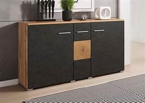 Ikea Sideboard Küche : sideboard wobona breite 135 cm online kaufen otto ~ Lizthompson.info Haus und Dekorationen