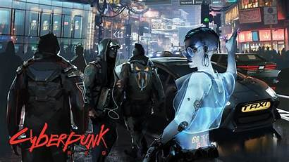 Cyberpunk 2077 Night Resolution Published November Wallpapers