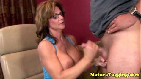 Granny Mature Tugger Spoils Dick Xnxx Com