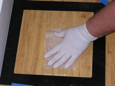 dust wipe sample    square foot template