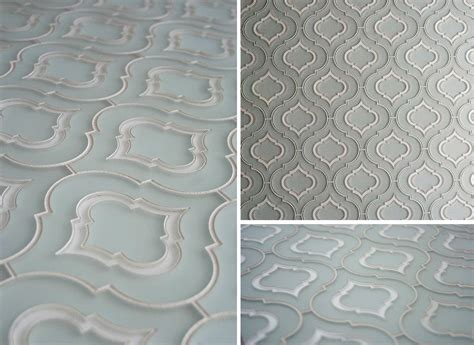 arabesque glass tile top 10 tile design ideas for a modern bathroom for 2015