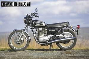 Yamaha Xs650 B Road Test