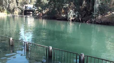Israel And The Jordan River