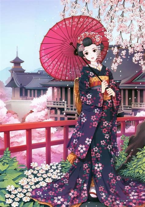 geisha anime fair maidens pinterest geisha japan